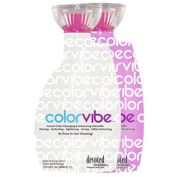 Devoted Creations Color Rush Color Vibe Gratis aftersun 15 ml ...